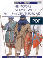 139645402 Osprey the Moors the Islamic West