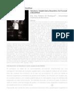 Revista Observaciones Filosóficas - Simulacro, Subjetividad y Biopolítica; De Foucault a Baudrillard