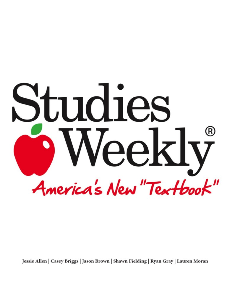 Studies weekly research report no child left behind act textbook fandeluxe Image collections
