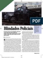Artigo S&D Sobre Blindados Policiais