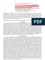 A New Proposed Software Engineering Methodologyfor Healthcare Applications Development