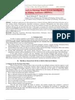 A Novel Approach to Ontology Based Hybrid Intelligent Data Mining Assistance (HIDMA)
