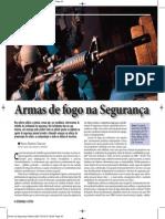 Artigo S&D sobre Armas de fogo na segurança