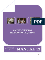 Manual de Manejo Caprino y Produccion de Quesos