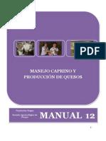 Manual de Manejo Caprino y Produccion de Quesos