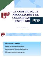 HURTADO, A. (2012) CAP. 13 EL CONFLICTO, LA NEGOCIACIÓN Y EL COMPORTAMIENTO ENTRE GRUPOS