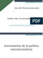 2 7 Polc3adtica Fiscal y Polc3adtica Monetaria