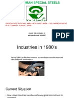 Supply chain Improvement