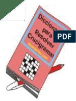 Diccionario Para Crucigramas