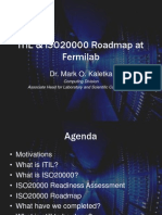 ITIL and ISO20000-Mark Kaletka.ppt