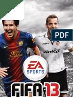 FIFA 2013 Manual