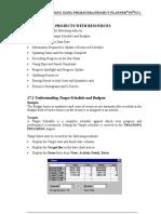 30Planning Using Primavera Project Planner P3