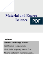 4.Material and Energy Balance..