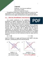 Disequilibrium, quantity constraint and shadow price