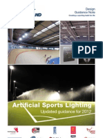 Artificial Sports Lighting Design Guide 2012 - 051112