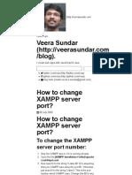 port modification in apache server