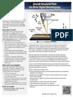 Direct Digital Manufacturing