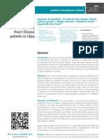 Study of Lipid Profile in Coronary Heart Disease patients in Libya