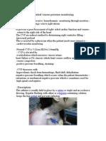 Central Venous Pressure Monitoring Manual (1)
