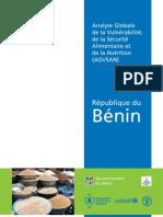 Analyse Globale de la Vulnérabilité, de la Sécurité Alimentaire et de la Nutrition (AGVSAN)