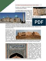 Usbekistan (Taschkent Chiwa Samarkand BucharaTermiz) 01.09. 17.09.2012
