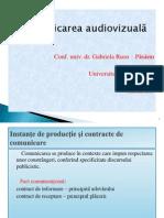 012. Comunicare audiovizual-â - curs 5