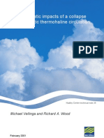 Global Climatic Impacts of a Collapse