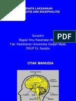 Penatalaksanaan Meningitis Encephalitis Prof Sunartini 2