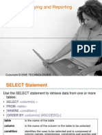 SQL Basic Queries