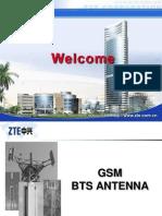 02) GSM-BTS Antenna System
