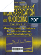 Introduction To Microelectronic Fabrication Pdf