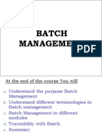 PP BatchManagement Presentation
