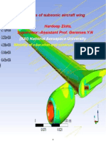 Wing Cfd Analysis (2)