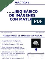 Manejo de Imagenes en Matlab