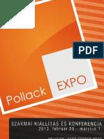 PollaackExpo2013Programfuzet
