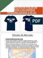 EXPORTACION DE POLOS DE ALGODÓN CON DISEÑOS PERSONALIZADOS