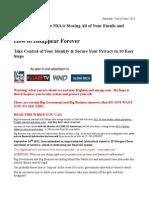 Patriot Privacy Kit