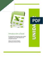 Manual Unidad Dos EXCELL