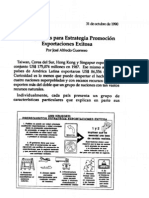 Prerequisitos Extrategia Exitosa Exportaciones