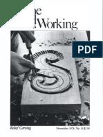 13 Fine WoodWorking November 1978
