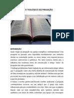 FUNDAMENTO TEOLÓGICO DA PREGAÇÃO.docx