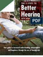 5 Steps Better Hearing Bklt