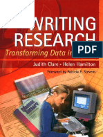 0443071829 Writing Research