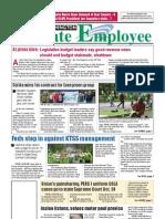 Washington State Employee - June 2013
