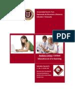 Errores y Soluciones Del E-learning