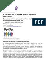 Laicismo 6