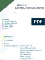 Materials Used in Pediatric Endodontics