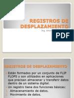 Registros de Desplazamiento
