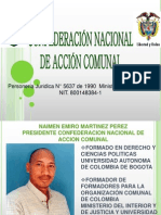 Sistema de Eleccion de Las Jac (Confederacion Jac)