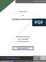 Six Sigma Synop